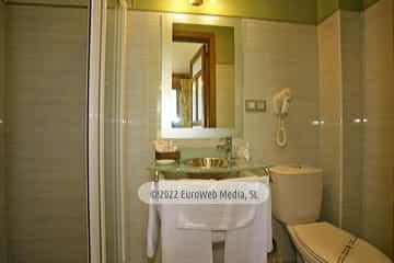 Habitación 101. Hotel rural Casa Vitorio