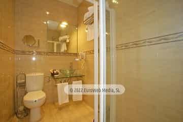 Habitación 102. Hotel rural Casa Vitorio