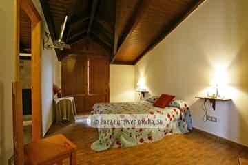 Habitación 403. Hotel rural Casa Vitorio