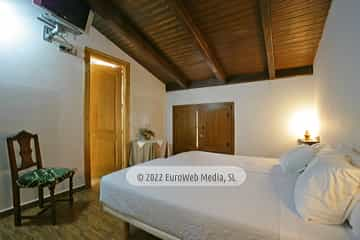 Habitación 402. Hotel rural Casa Vitorio