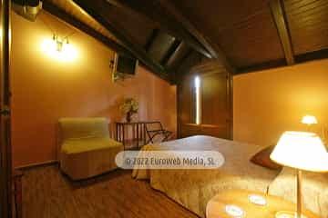 Habitación 401. Hotel rural Casa Vitorio