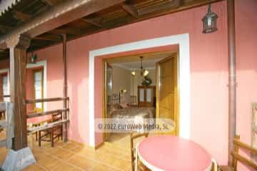 Habitación 306. Hotel rural Casa Vitorio
