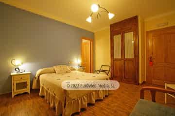 Habitación 304. Hotel rural Casa Vitorio