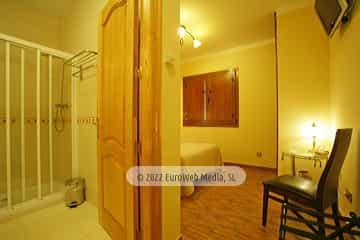 Habitación 302. Hotel rural Casa Vitorio
