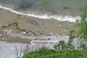 GR E9. Senda Costera de Muros de Nalón