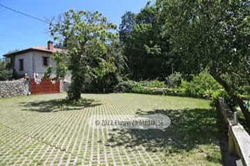 Exteriores. Apartamentos rurales La Arquera