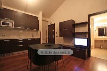 Estudio 7. Apartamentos rurales La Arquera