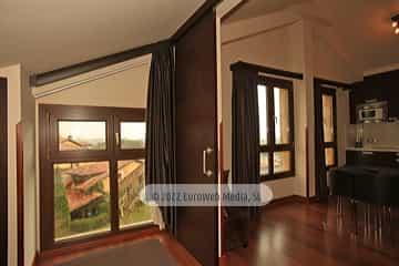 Estudio 8. Apartamentos rurales La Arquera