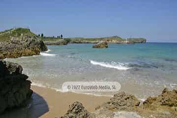 Playa de Portiellu