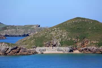 Playa El Sablín de Poo - La Isla