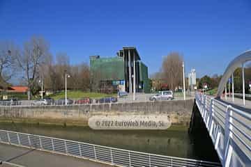 Antiguo Pabellón del Principado en la Expo 92 de Sevilla
