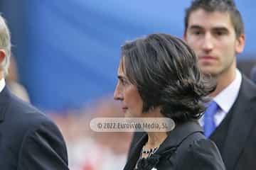 Ceremonia de entrega de los Premios Príncipe de Asturias 2009