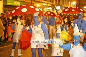 Fiesta del Antroxu o Carnaval de Gijón 2010