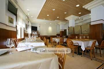 Cafetería. Restaurante Cafetería San Telmo