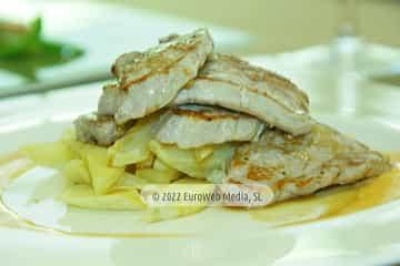Restautante. Restaurante Cafetería San Telmo