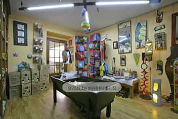 Tienda de Artesanía de Taramundi