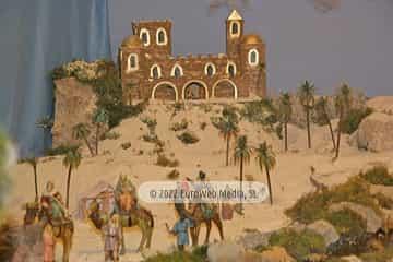 Belén monumental de Villamayor