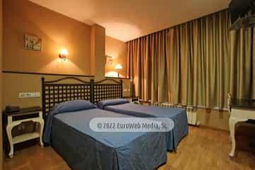 Habitación 101. Hotel La Pará