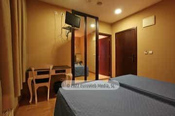 Habitación 102. Hotel La Pará