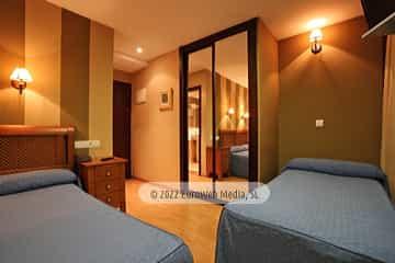 Habitación 104. Hotel La Pará