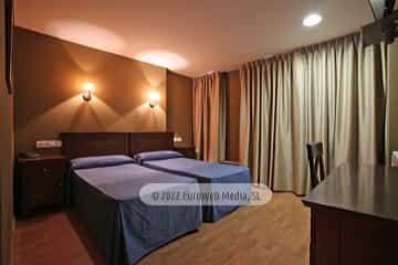 Habitación 201. Hotel La Pará