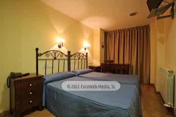 Habitación 202. Hotel La Pará