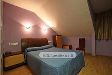Habitación 204. Hotel La Pará