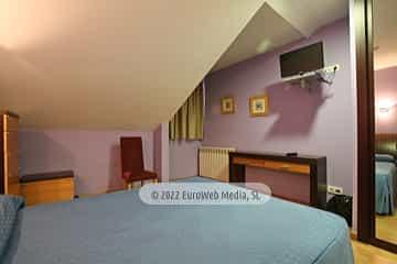 Habitación 301. Hotel La Pará