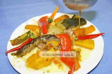En Oviedo capital. Concurso de Cocina Internacional de Oviedo