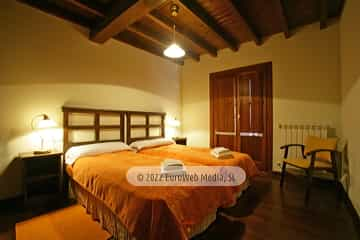 Apartamento Clara. Apartamentos rurales La Calvera