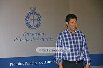 José María Olazábal, Premio Príncipe de Asturias de los Deportes 2013