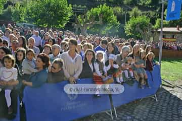 Comunidad vecinal de Teverga, Premio al Pueblo Ejemplar de Asturias 2013