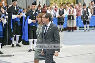 Ceremonia de entrega de los Premios Príncipe de Asturias 2013