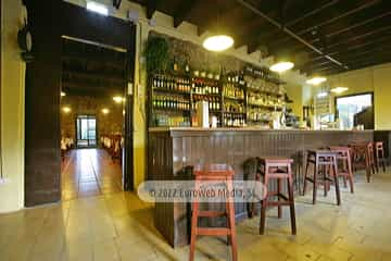 Bar. Mesón asador Casa Eduardo