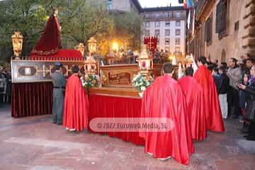 Procesión de Jesús Cautivo