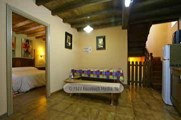 Cocina. Casa de aldea Araceli (Quirós)