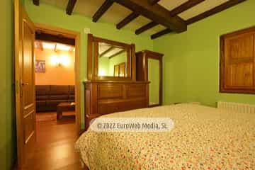 Habitación 2. Casa de aldea Araceli (Quirós)