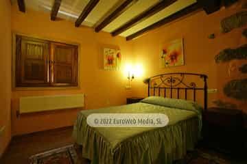 Habitación 3. Casa de aldea Araceli (Quirós)