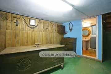 Salón lúdico. Casa de aldea Araceli (Quirós)