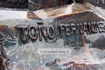 Escultura «Toño Fernández»