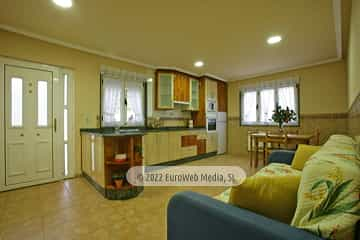 Exteriores. Apartamentos Casa Alvarina