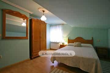 Fabas San Andrés. Apartamentos Casa Alvarina