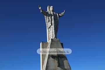 Monumento al Sagrado Corazón de Jesús