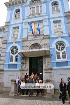 Colombres, Premio al Pueblo Ejemplar de Asturias 2015