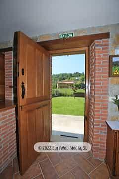 Habitación 1. Casa rural Nel Solanu