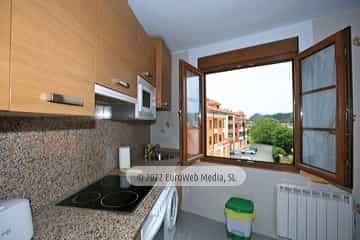 Apartamento planta segunda. Apartamentos La Botica