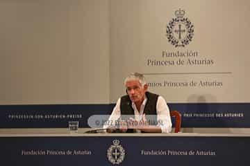 James Nachtwey, Premio Princesa de Asturias de Comunicación y Humanidades 2016