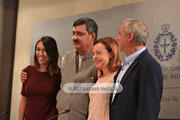Aldeas Infantiles SOS, Premio Princesa de Asturias de la Concordia 2016