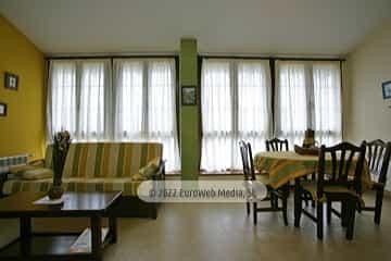 Exteriores. Apartamentos rurales Rural Obaya