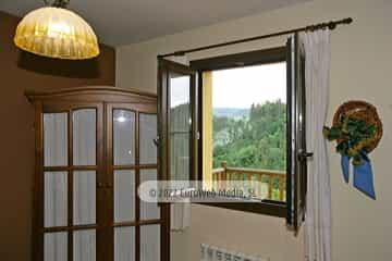 Apartamento 1. Apartamentos rurales Rural Obaya